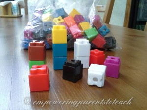 Empowering Parents to Teach: Math Manipulatives