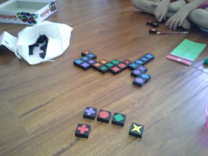 Empowering Parents to Teach- Qwirkle