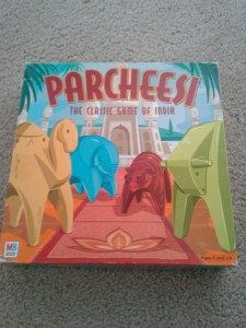 Empowering Parents to Teach- Parcheesi