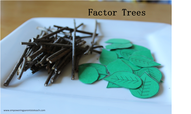 Empowering Parents To Teach: Factor Trees