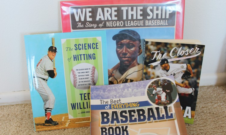 Empowering Parents To Teach: Non-fiction baseball books