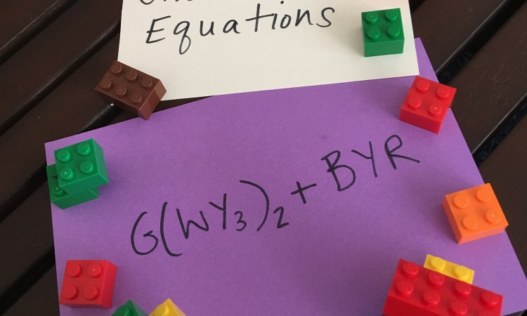 Empowering Parents To Teach- Balancing Chemical Equations